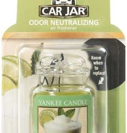 Yankee Candle  Car Jar Ultimate Vanilla Lime