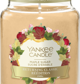 Yankee Candle Special Large Jar Maple Sugar
