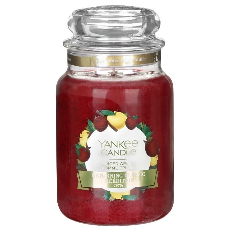Yankee Candle Special Large Jar Spiced Apple
