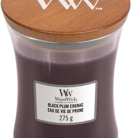 WoodWick Black Plum Cognac Medium