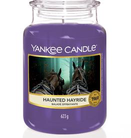 YC Haunted Hayride Large Jar