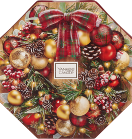 Yankee Candle Christmas Gift Collection 2019 Advent Wreath Calendar