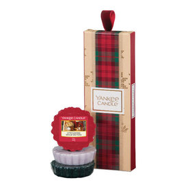 Yankee Candle Christmas Gift Collection 2019 3 Wax Melts Stocking Filler Gift Set