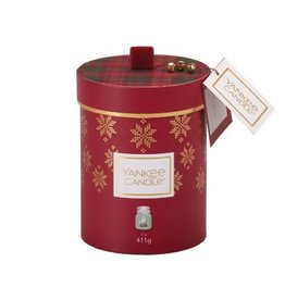 Yankee Candle Christmas Gift Collection 2019 White Fir Medium Jar Gift Set