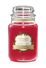 Yankee Candle Special Large Jar Red Berry & Cedar