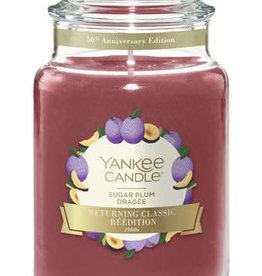 Yankee Candle Special Large Jar Sugar Plum