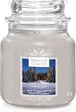 YC Candlelit Cabin Medium Jar