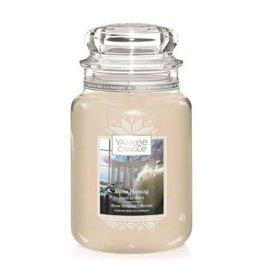 Yankee Candle Large Jar Alpine Morning