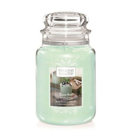 Yankee Candle Large Jar Alpine Mint