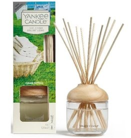 Yankee Candle Clean Cotton Reed Diffuser 120 ml