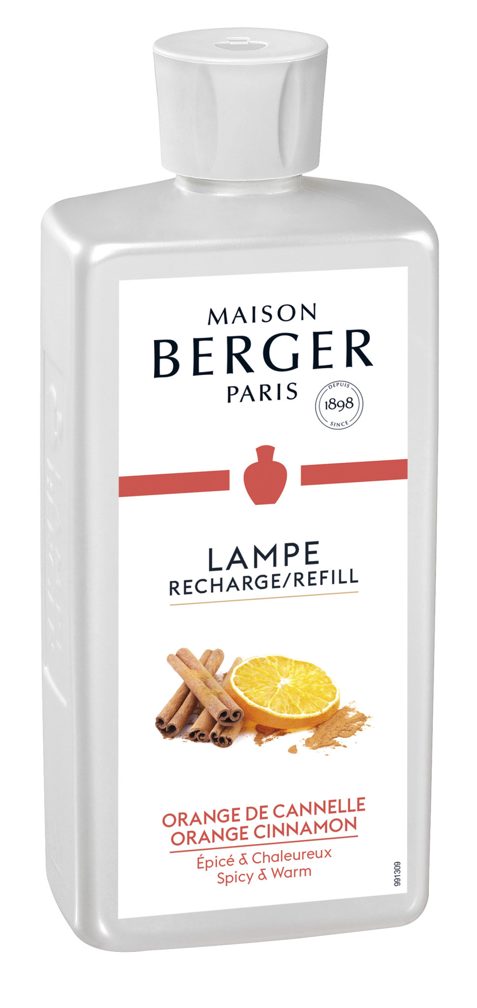 Orange de Cannelle 500ml