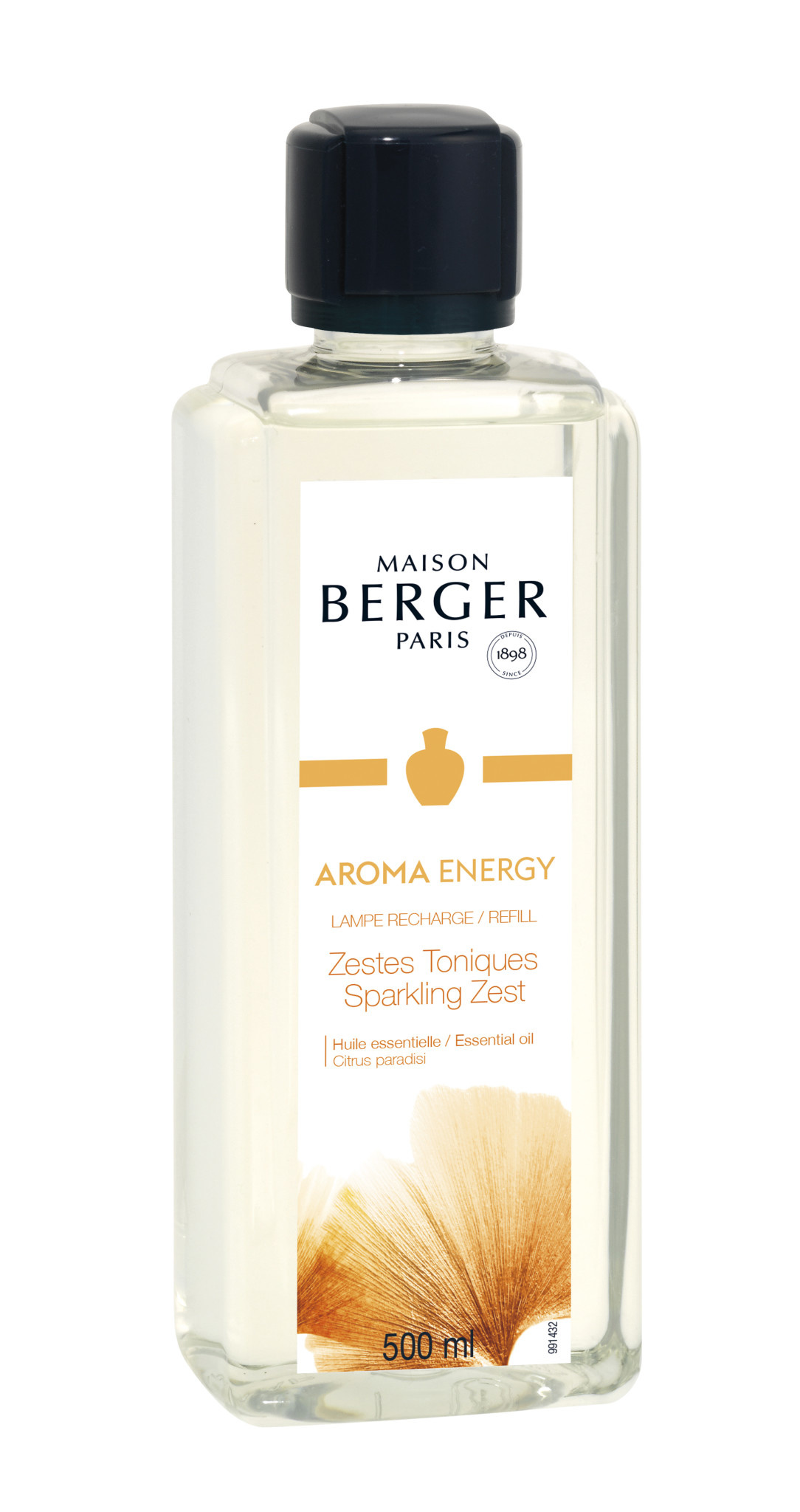 Lampe Berger Aroma Energy 500ml