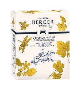 Maison Berger Lolita Lempicka Autoparfum Navulling 2 stuks