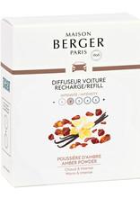 Maison Berger Navulling Autoparfum Amber Powder