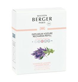 Maison Berger Navulling Autoparfum Lavender Fields