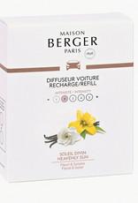 Maison Berger Navulling Autoparfum Heavenly Sun