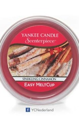 Yankee Candle Sparkling Cinnamon Centerpiece Meltcup