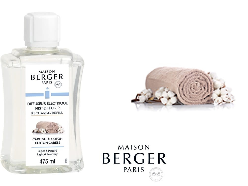 Maison Berger Navulling 475ml Mist Diffuser Cotton Caress