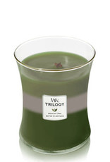 WoodWick Trilogy Mountain Trail Medium Candle