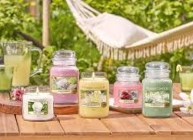 Yankee Candle Garden Hideway Collection & Gift Sets