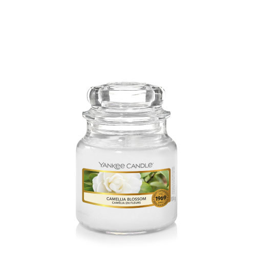 Yankee Candle Camellia Blossom Small Jar