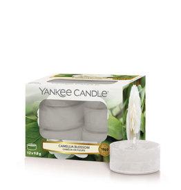 Yankee Candle Camellia Blossom Tea Light