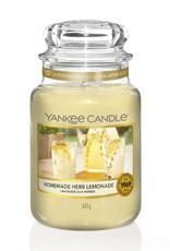 Yankee Candle Homemade Herb Lemonade Large Jar