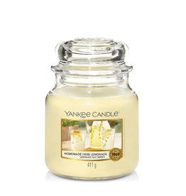 Yankee Candle Homemade Herb Lemonade Medium Jar