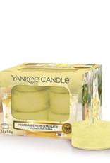 Yankee Candle Homemade Herb Lemonade Tea Light