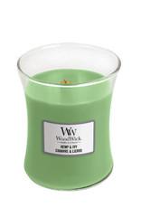 WoodWick Hemp & Ivy Medium Candle