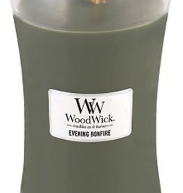 WoodWick Evening Bonfire large Candle