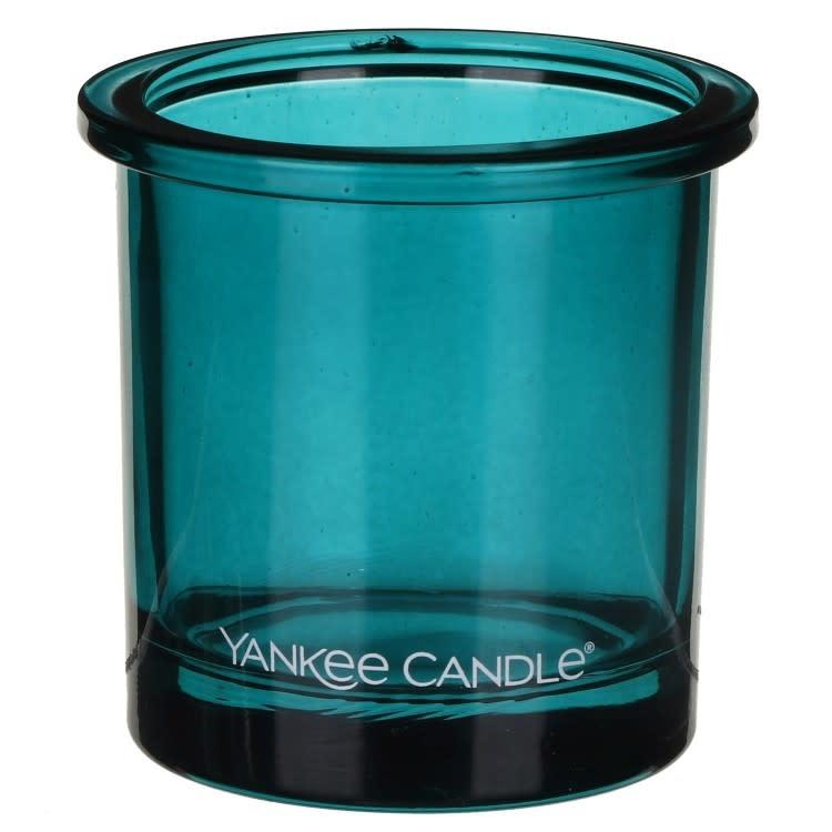 Yankee Candle Teal Pop Votive Holder