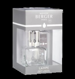 Lampe Berger Ice Cub Clacon Transparente + 250ml Neutraal