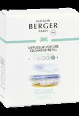 Maison Berger Navulling autoparfum 2 stuks Ocean Breeze