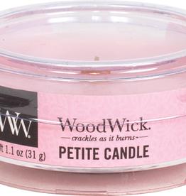 WoodWick Petite Candle Rose