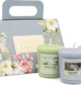 YC Garden Hideaway 3 Votive Giftset
