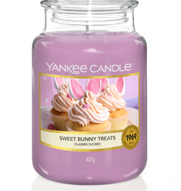 YC Sweet Bunny Treats Large Jar Special