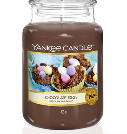 YC Chocolate Eggs Large Jar Special