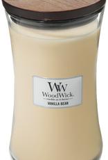 Woodwick Vanilla Bean Large Candle