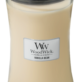 Woodwick Vanilla Bean Large Candle