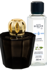 Maison Berger Black Crystal Giftset Incl 250ml Delicate White Musk