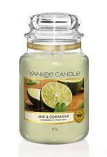 Yankee Candle Large Jar Lime & Coriander