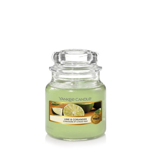 Yankee Candle Small Jar Lime & Coriander
