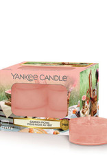 Yankee Candle Tea Light Candles Garden Picnic