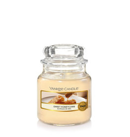 Yankee Candle Small Jar Sweet Honeycomb