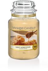Yankee Candle Large Jar Sweet Honeycomb