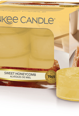 Yankee Candle Tea Light Candles Sweet Honeycomb