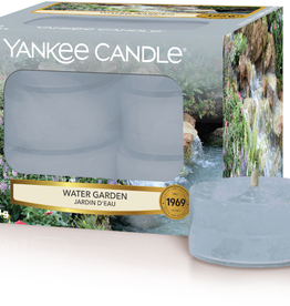 Yankee Candle Tea Light Candles Water Garden