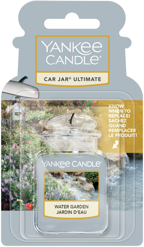 Yankee Candle Car Jar Ultimate Water Garden