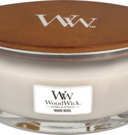 WoodWick Warm Wool Ellipse